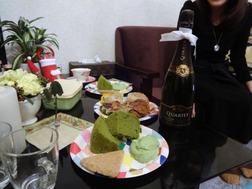 仁美さんクリスマスパーティー20151225③原型