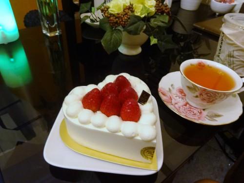 3周年記念差し入れケーキ真菜美サマ原型