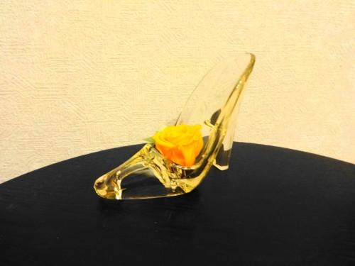 堀さん4周年お祝い『ガラスの靴』②原型